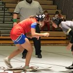 Lady Buffs' wrestlers shine at 6-5A regional