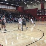 Buffs' boys struggle in 2OT loss at Liberal