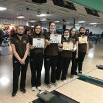 Lady Buffs bowling team heads to state