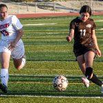 Lady Buffs soccer use second-half surge