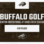 Boys golf opens at tough Newton Invite