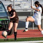 GCHS girls' soccer blanks Great Bend