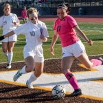 Lady Buffs get late goal, prevail 1-0