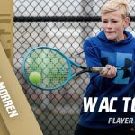 WAC Tennis Player of the Year