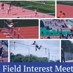 Boys and Girls Track & Field Interest Meeting 12/3