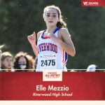 Cross Country's Elle Mezzio Selected for All-Metro Cross Country Team