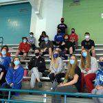 Raiders Finish Second Successful Swim Meet on November 23rd