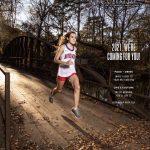 Elle Mezzio, Multi-Sport Athlete, Featured on Cover of Perimeter North Lifestyle Magazine