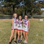 Three Riverwood Girls Cross Country Runners Recognized with All-State Awards