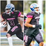 Khalil Anderson & Jonathan Brown Selected for All-Metro & 6A All-State Team!