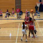 Raider Girls Varsity Basketball Caps Off Third Win in a Row at Chattahoochee