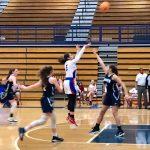 Girls Varsity Basketball Takes Down Creekview