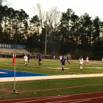 Girls Varsity Soccer Back on the Pitch!