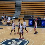 Girls Varsity Basketball vs. Creekview 1/29