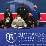 Amir Adams Commits to Play Football at Nichols College