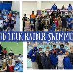 Good Luck at State Raider Swimmers!