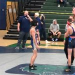 Raider Wrestlers Compete in Region Matches. Nathan Johnson Qualifies for State.