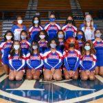 Varsity Basketball Cheer Group Photo Courtesy of Cady