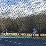 Boys Varsity Tennis beats North Springs 3 – 2