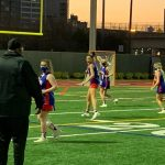 JV Girls Lacrosse 2021