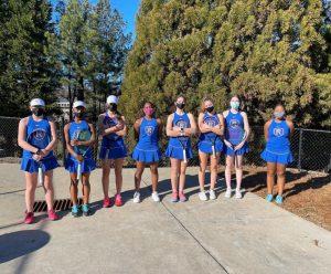 Girls Tennis 2/22/21 vs. Pace