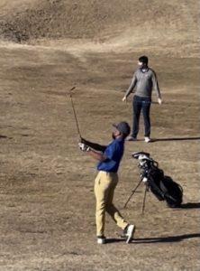 2/23/21 Boys Golf vs. Decatur