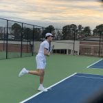 Boys Varsity Tennis beats Sequoyah 5 – 0
