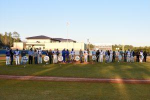 Baseball Senior Night 2/24/21
