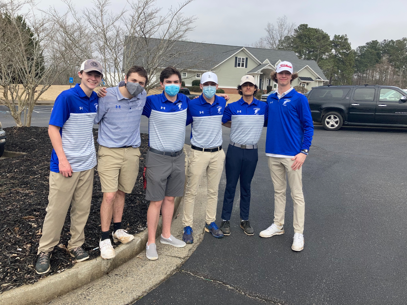 Boys Golf Has Solid Performance at Coal Mountain Invitational
