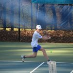 Boys Tennis - Marist Match