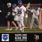 Boys Varsity Lacrosse Heads to Lakeside Tonight