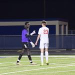 Boys Varsity Soccer vs. Creekview 3/9