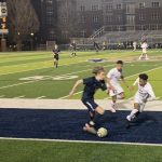 Boys Varsity Soccer 3/5