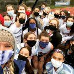 Girls JV Lacrosse 3/16