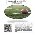 Lady Raiders Flag Football – Join Our Fall 2021 Inaugural Team!