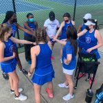 Raider Tennis Wraps Up Their Season in Region Tournament