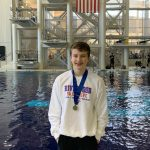 Brandon Rice Named Georgia High School Swim Coaches Association (GHSSCA) Boys Diver of the Year