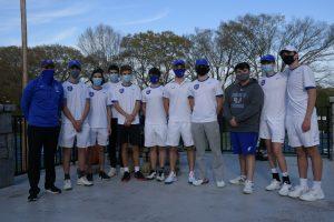 Boys Varsity Tennis – Senior Night