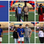 Boys Varsity Soccer Senior Night 4/15