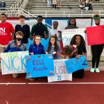 Track & Field Senior Night 4/15