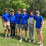 Boys Golf 4/20 - Area Golf Tourney