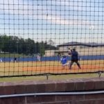 The Sounds of Raider Baseball's Last Regular Season Home Game
