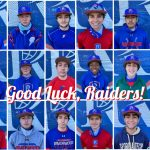Raider Baseball Heads to Playoffs