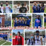 Good Luck in Region 7-AAAAAA Track Meet This Week – Raider Track & Field