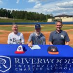 Drew Holmes Commits to Play Baseball at Bethel University