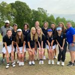 Raider Girls Golf Wraps Up Their Season With a Win Yesterday