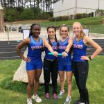 Congrats to Raider Track & Field's 4 x 800m Team on Breaking Their Own School Record!