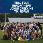 Raider Girls Soccer Final Four – Monday, May 10, 6pm – Ticket Link is Live