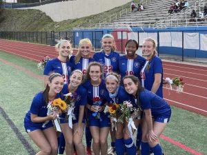 Girls Soccer Senior Night – Photos courtesy Keegan Avery