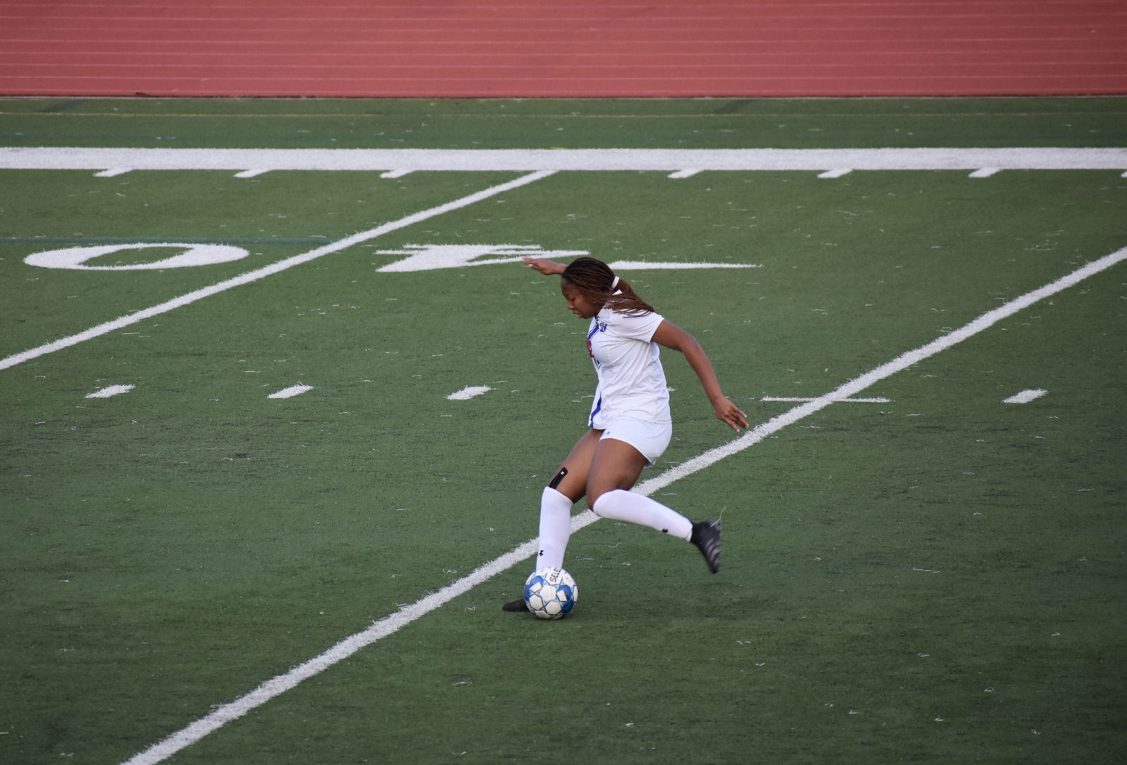 Congratulations to Mackenzie Fredericks – Selected for DiVarsity All-Star Game